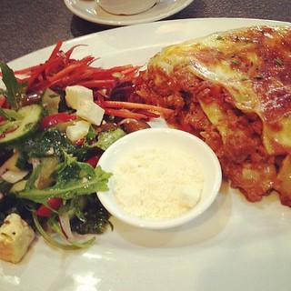 Lasagna #nomnomnom | by adrianwong.org