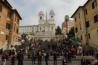 The Spanish Steps | by Mike Procario