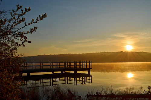 sunrise gouldsborostatepapark