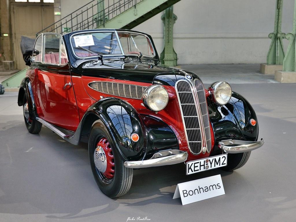 1938 BMW 320 cabriolet   Bonhams les grandes marques du ...