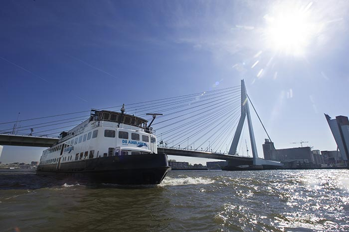 Hoek van Holland Rondvaart Europoort 2