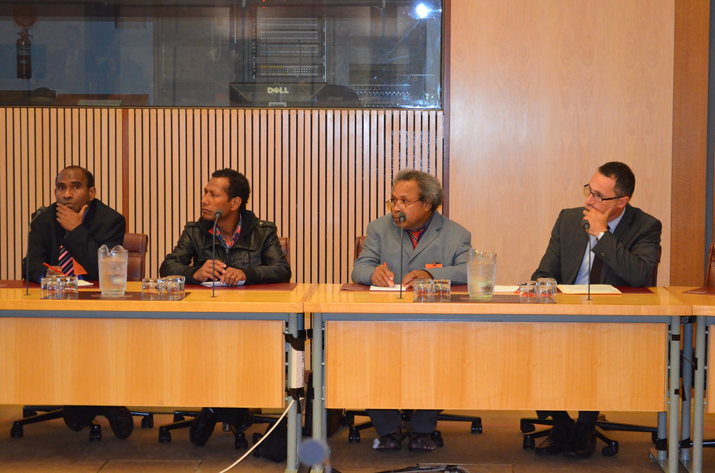 Senator Richard Di Natale hosts IPWP Aus-Pac Launch