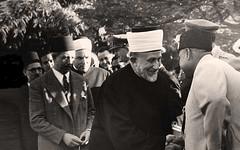 حفل تكريم لمؤتمر العالم الإسلامي  - منزل الحاكم العام للباكستان - 14 شباط 1951