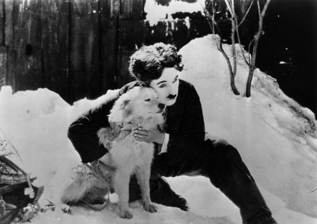 Charlie Chaplin, ''The Gold Rush'' 1925 silent