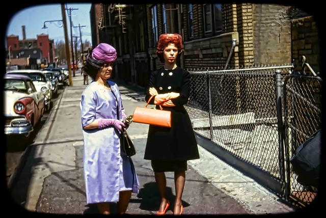 The Bronx, New York in 1962