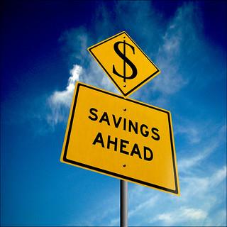 savings ahead   by 401(K) 2013