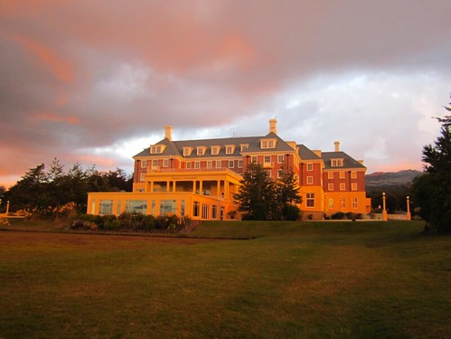 Picture of the Week : Chateau Tongariro