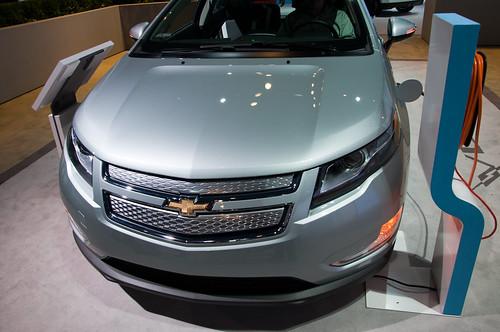 2012 Chevrolet Volt Photo