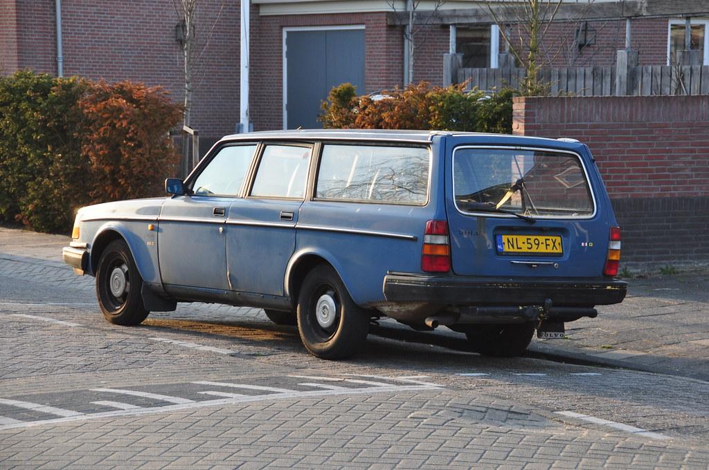 1985 Volvo 240 | Michiel2005 | Flickr