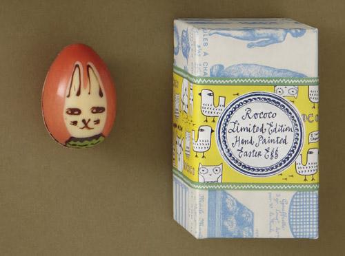 Donna Wilson + Rococo Chocolate | by MyOwlBarn
