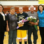 Senior Day Jessie Johnson