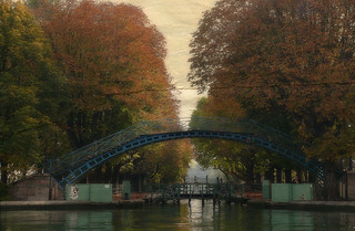 1102 Paris-Canal Saint-Martin 1 | by Nebojsa Mladjenovic