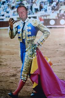Andrew the Matador!