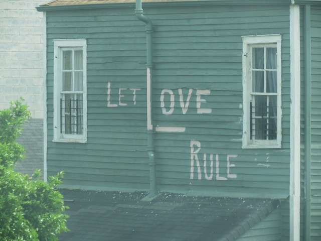 Let Love Rule (explored #238)