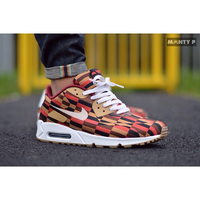 new concept 6906d c57ab Nike x Roundel by London Underground Air Max 90 | the_monsta ...