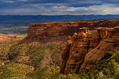 Monument Canyon Layers | by IntrepidXJ