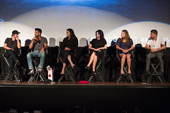 Byron Balasco, Frank Grillo, Natalie Martinez, Joanna Going, Kiele Sanchez and Matt Lauria