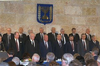 P.M. Rabin and President Herzog | by Government Press Office (GPO)