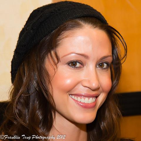 Shannon Elizabeth Portrait shot