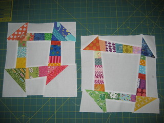 Sew Bee Wonky March