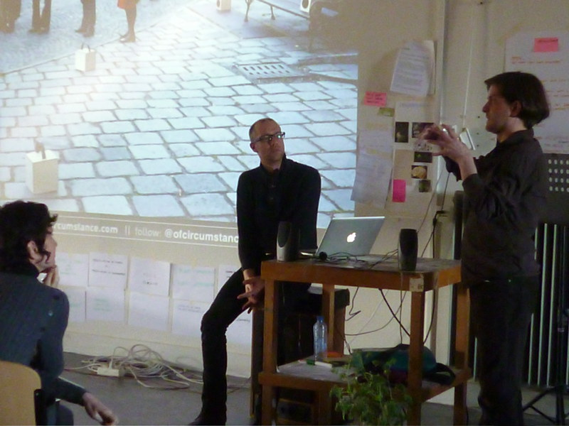 Duncan Speakman and Matt Wieteska