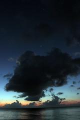 Providencia - Atardecer Venus y Jupiter