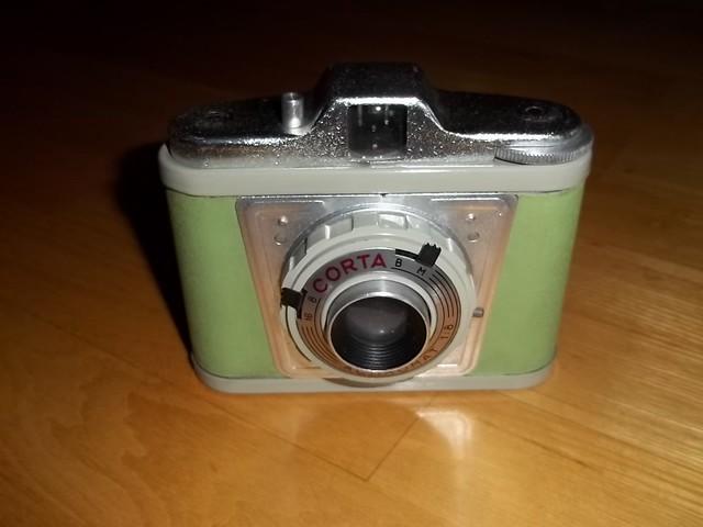 Vintage Camera - Druopta Corta