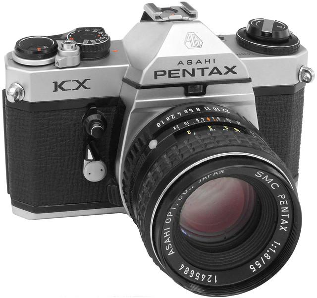 Asahi Pentax KX