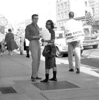 Boycott and picketing of downtown stores: Tallahassee, Florida