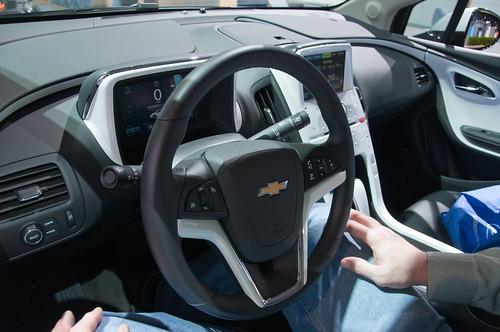 2012 Chevrolet Volt Interior Photo