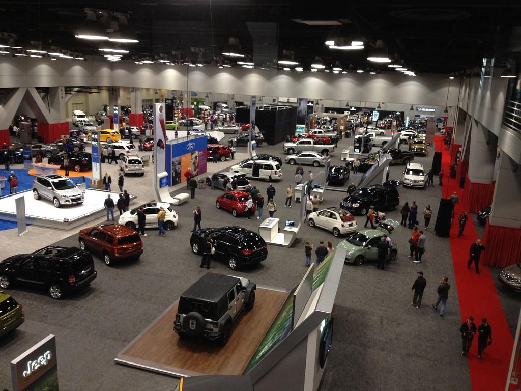 Cincinnati Car Show: Cincinnati Car Show Overview