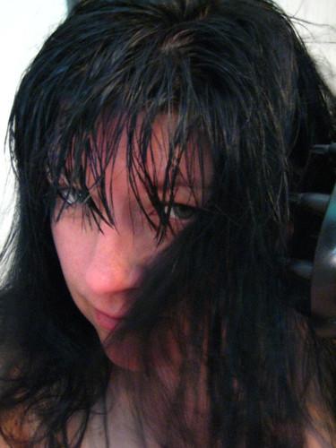 54 of 365+1 Part Three- Hair Abuse