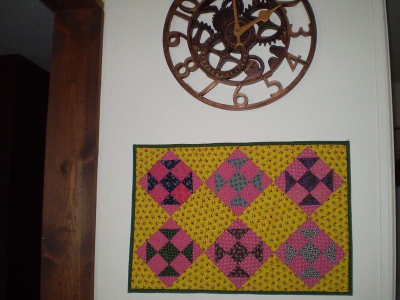 quilt from Barb