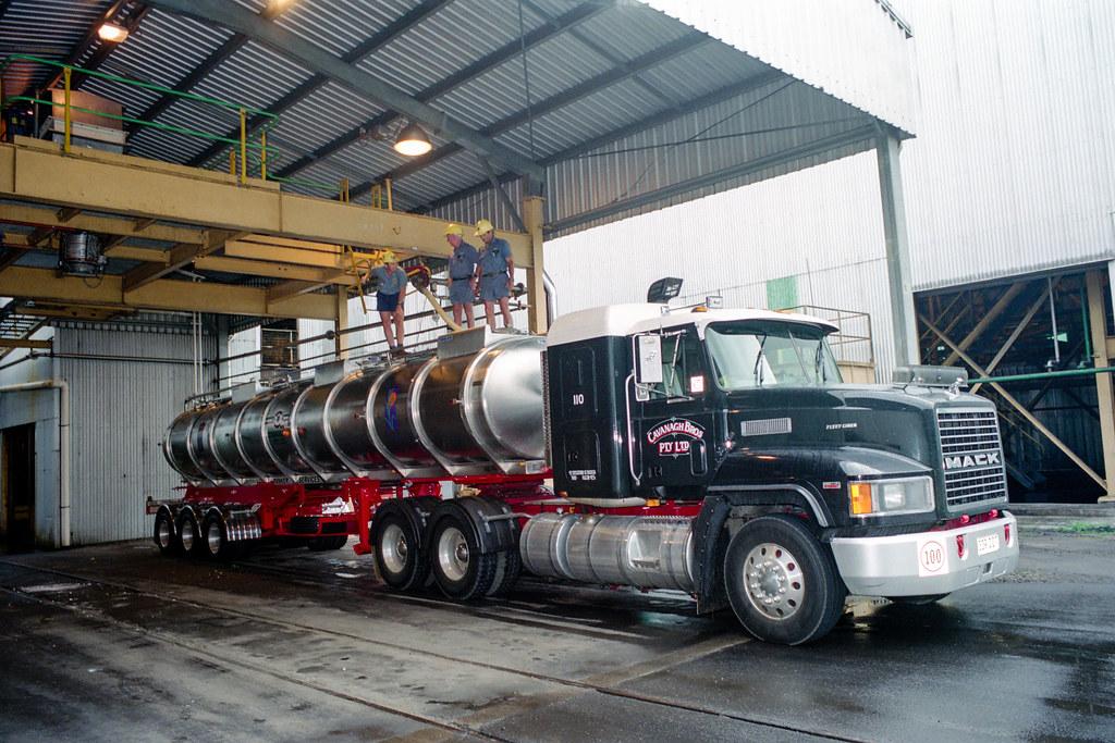 Bulk Carrier     22nd April 1998 | Bulk liquid sugar tanker