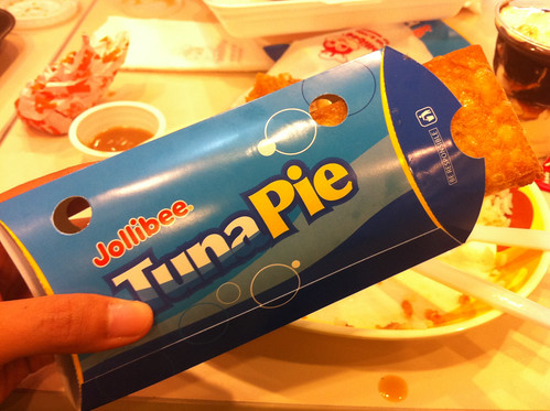 Jollibee Tuna Pie   by karlaredor