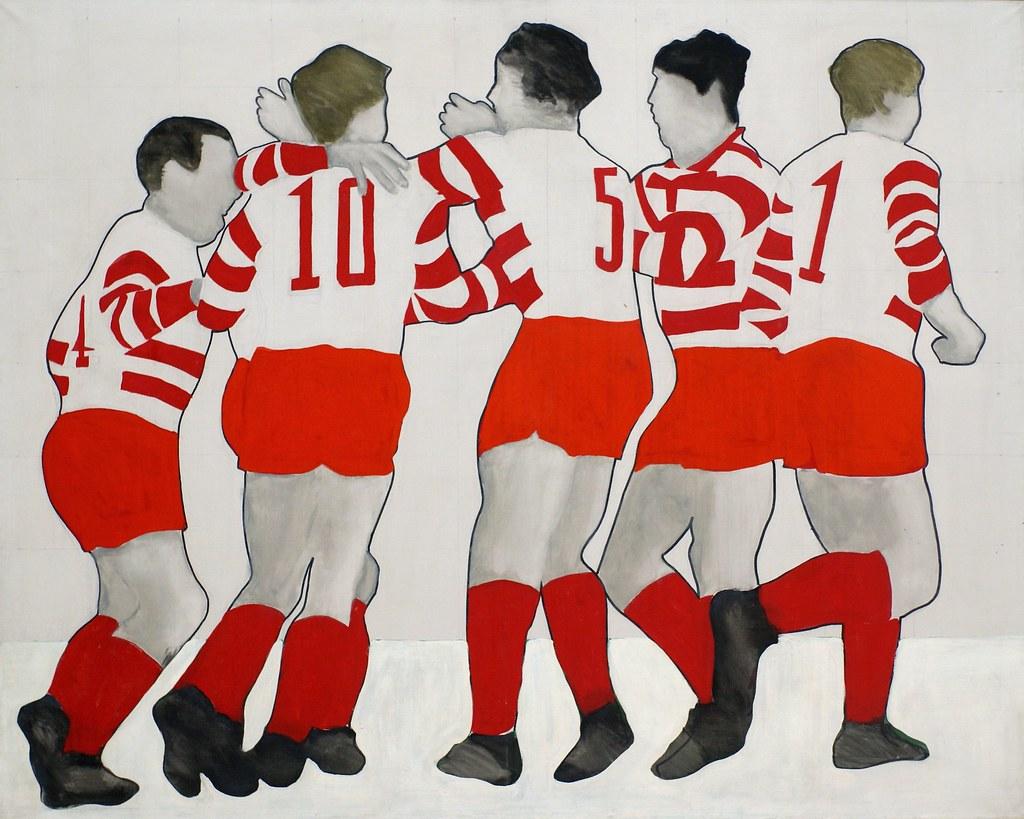 Konrad Lueg Fussballspieler Football Players 1963 Flickr