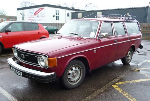 1974 Volvo 145DL 2.0 Estate | by Spottedlaurel