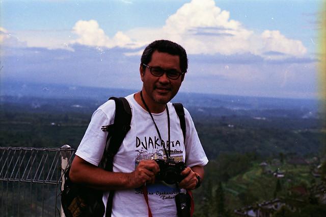 Bali : A Tourist