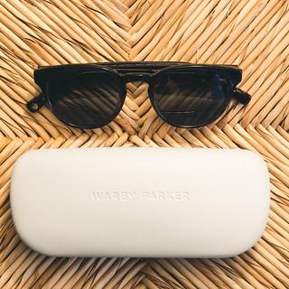 7e24bbe06623a ... Warby Parker Percey Sunglasses New sunglasses Scott Akerman