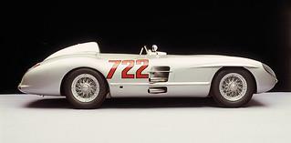 Mercedes-Benz 1955  300 SLR