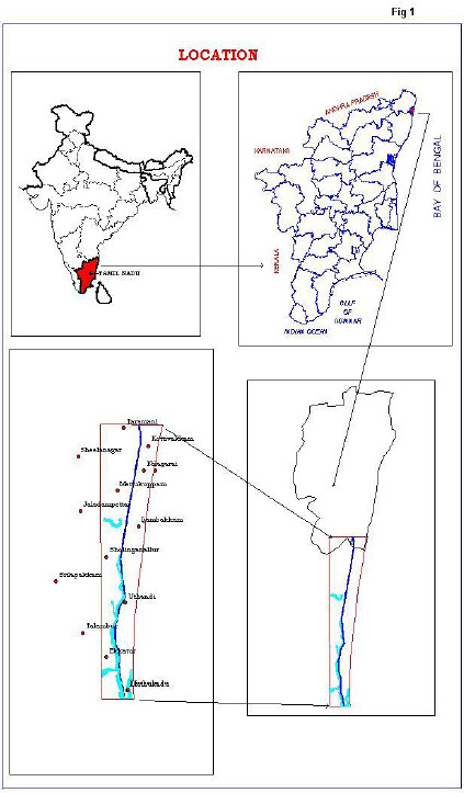 Groundwater Flow Modeling in Coastal Aquifers of Southern Part of