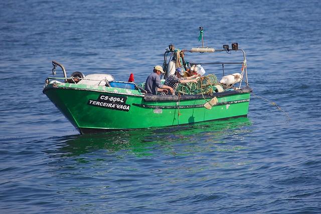 Monte Estoril - pesca artesanal