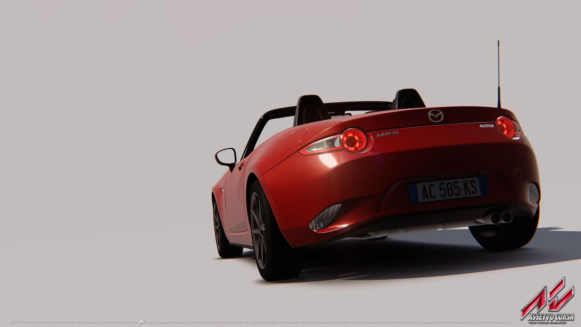 Assetto Corsa MX-5