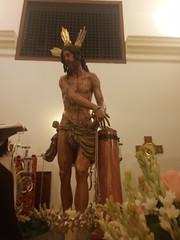 Cristo del Silencio en su Flagelación