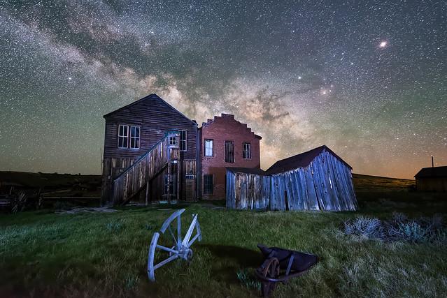 Bodie Under the Stars