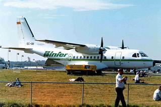 EC-011 (EC-EMO) CASA-IPTN CN.235-10 Binter Canarias FAB SEP??