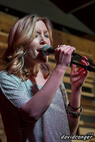 Susan Galbraith at the Hard Rock Cafe Seattle