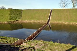 Moses Bridge, Fort de Roovere | by _Alicia