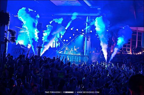 Pacifique Waikiki, 09.-10.03.2012, Serena, Espoo, Finland | by Juska Wendland