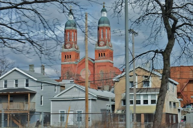 Franciscan Church of the Assumption, Syracuse, NY